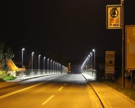 Obnova javne razsvetljave