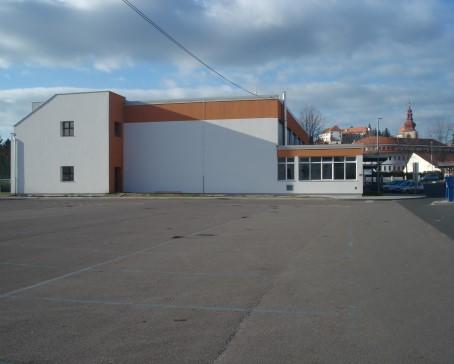 Športna dvorana Mladika